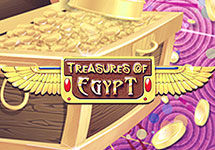 Egypt Treasures — casino-avtomaty.com