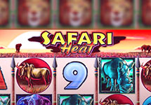 Safari Heat — casino-avtomaty.com